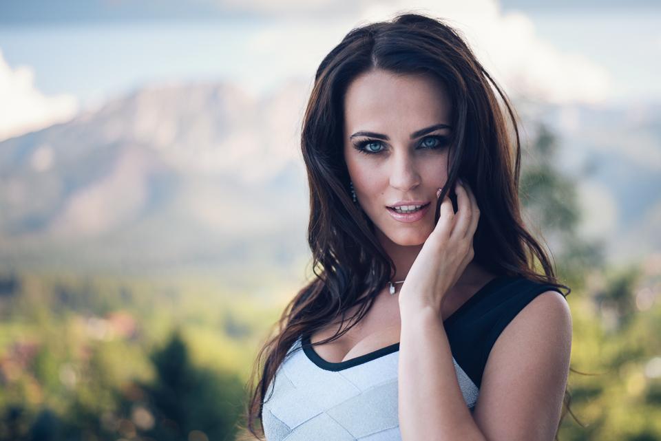 Miss Universe Poland 2014 Marcela Chmielowska